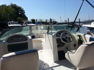 Chris Craft for Sale interior