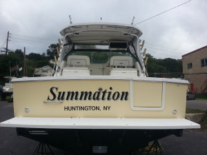 Wellcraft for sale stern 2